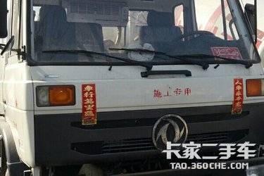 二手牵引车 东风福瑞卡(全新) 图片