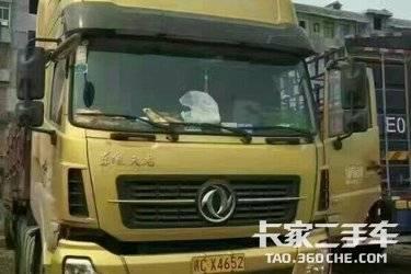 二手牵引车 东风 图片