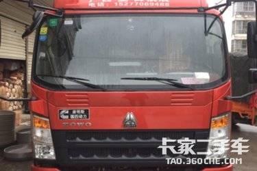 二手轻卡 中国重汽 1.99马力图片