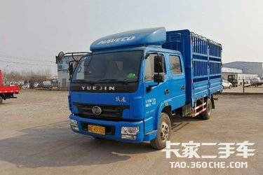 二手载货车 依维柯 4.44马力图片