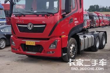 二手卡车牵引车 东风商用车 420 马力