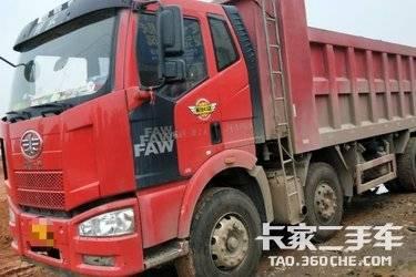 二手载货车 一汽解放轻卡 320马力图片