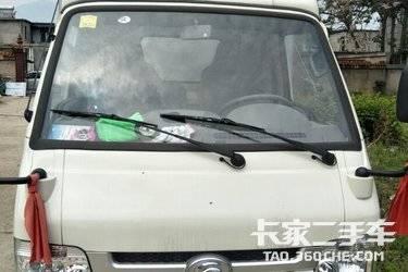 二手载货车 福田时代 112马力图片