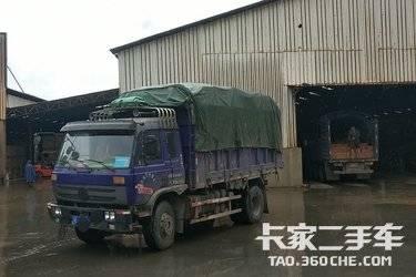 二手卡车蓝牌自卸车低价出售