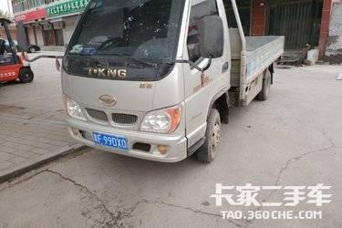 二手载货车 唐骏汽车 108马力图片