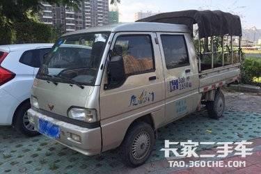 二手载货车 五菱 61马力图片