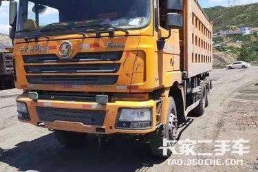 自卸車 陜汽重卡 380馬力 沒有戶