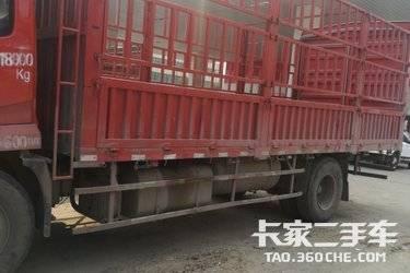 二手载货车 东风商用车 18马力图片