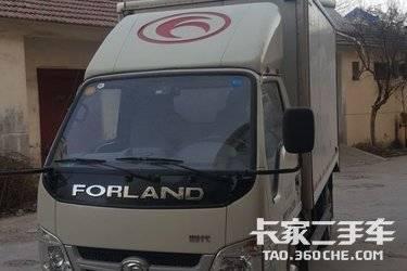 二手载货车 福田时代 480马力图片