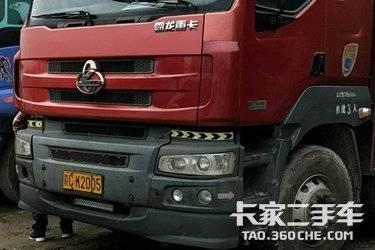 二手载货车 东风柳汽 290马力图片