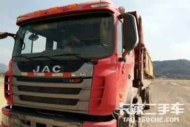 二手卡车自卸车  江淮格尔发 290马力