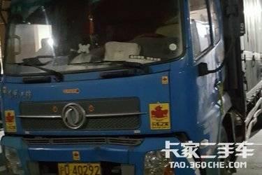 载货车  东风商用车 170马力