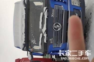 二手陕汽重卡 德龙X3000 牵引车 500马力