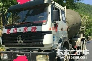 二手载货车 奔驰 370马力图片