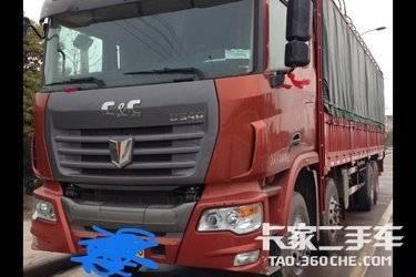 二手载货车 联合卡车 340马力图片