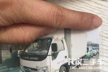 二手载货车 福田时代 68马力图片
