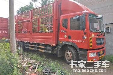 载货车  东风多利卡 180马力