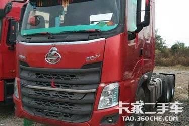 二手牵引车 东风柳汽 430马力图片