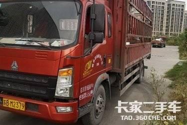 載貨車  重汽HOWO輕卡 999馬力