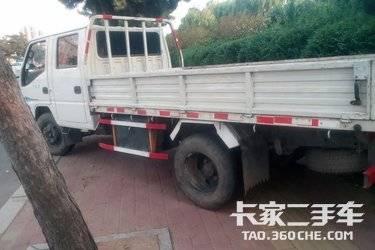 二手载货车 江铃汽车 98马力图片