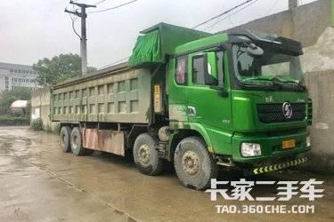 自卸车  陕汽重卡 430马力