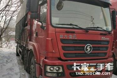 二手载货车 陕汽重卡 210马力图片