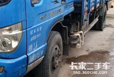 二手载货车 时代汽车(原福田时代) 95马力图片