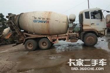 二手搅拌车 东风新疆(原专底/创普) 340马力图片