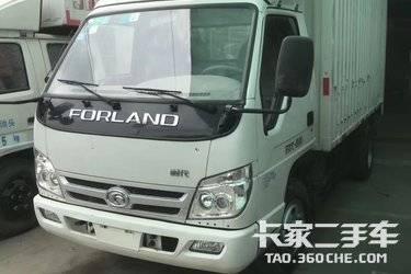 二手载货车 时代汽车(原福田时代) 130马力图片