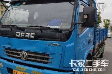 二手载货车 东风多利卡 120马力图片