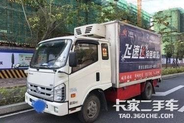二手时代汽车(原福田时代) 时代H 110马力图片