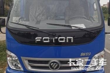 二手载货车 福田奥铃 120马力图片