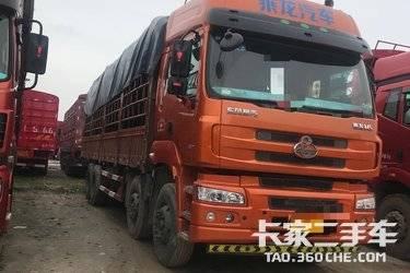 二手载货车 东风柳汽 350马力图片