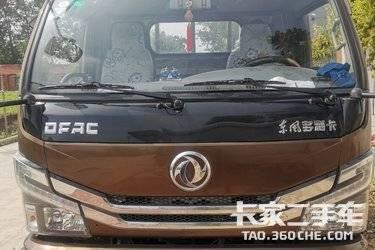 二手载货车 东风多利卡 143马力图片