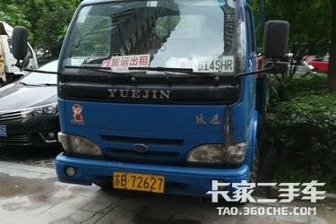 二手载货车 依维柯 170马力图片