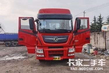 二手东风商用车 天龙旗舰KX 560马力图片