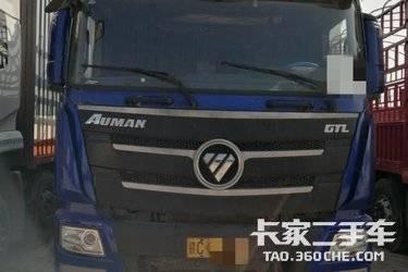 二手福田欧曼 欧曼新ETX 360马力图片