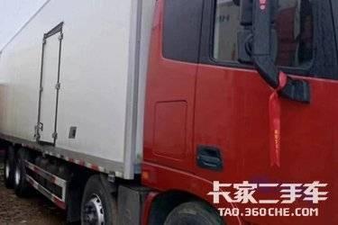 二手福田欧曼 欧曼EST 430马力图片