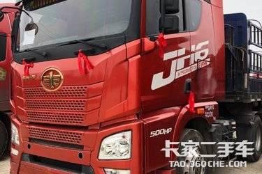 二手青岛解放 解放JH6 500马力图片