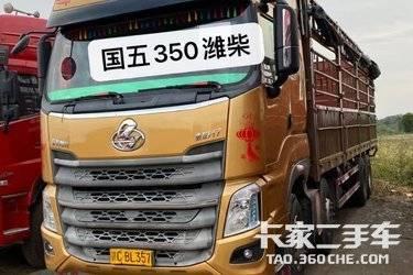 二手东风柳汽乘龙 乘龙H5 350马力图片