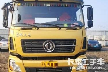 二手卡车牵引车 东风商用车 520 马力