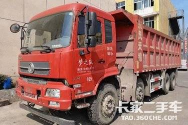 二手东风商用车 东风天锦 310马力图片