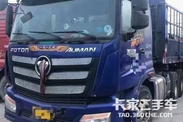 二手福田欧曼 欧曼EST 400马力图片