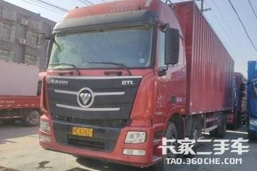 二手福田欧曼 欧曼GTL 280马力图片