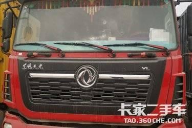 二手东风商用车 东风天龙VL 420马力图片