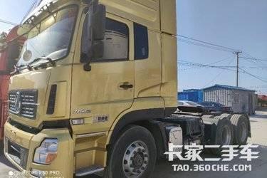 二手东风商用车 东风天龙 520马力图片
