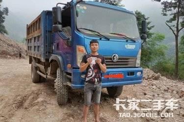 二手中国重汽成都商用车(原重汽王牌) 王牌7系 170马力图片