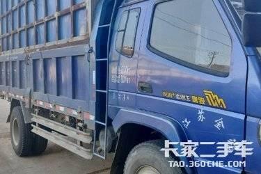 二手卡车自卸车 唐骏汽车 140 马力