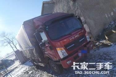 二手唐骏汽车 唐骏T7 156马力图片