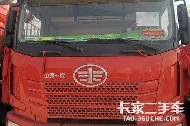 二手青岛解放 解放JH6 290马力图片